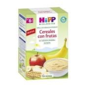 HIPP PAPILLA CEREALES CON FRUTAS 600GR