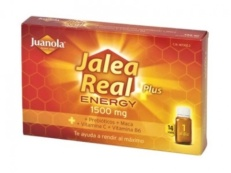 JUANOLA JALEA REAL ENERGY 1500MG 14 VIALES