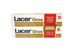 LACER OROS PACK AHORRO 125ML X2
