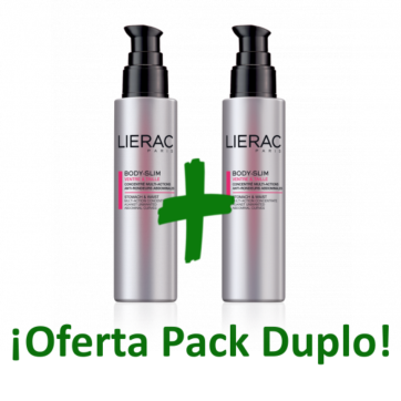 Lierac Body Slim Vientre y Cintura pack duo oferta