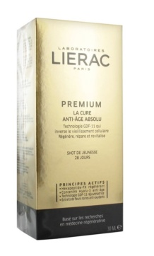 Lierac Premium La Cura Tratamiento Choque Serum facial 30ml