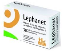 LEPHANET 30 TOALLITAS HIGIÉNICAS