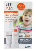 LETI AT4 INTENSIVE CREMA + GEL GRATIS