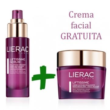 Lierac liftissime serum facial promocion crema facial regalo