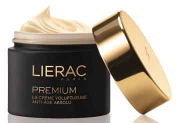 Lierac Premium Crema facial antiedad voluptuosa 50ml