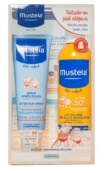 Mustela Pack Proteccion Solar SPF50 leche 300ml + AfterSun