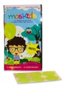 MOSKIDS 12 PARCHES MOSQUITOS