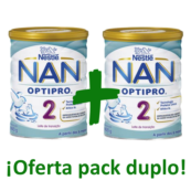 NESTLE NAN 2 OPTIPRO LECHE DUPLO