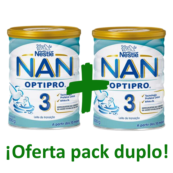 NESTLE NAN OPTIPRO 3 PACK DUPLO