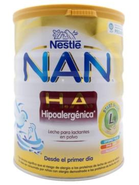 Nestle Nan HA formula infantil 800gr