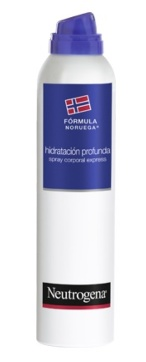 Neutrogena Spray Corporal Express 200ml