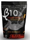 NUTRISPORT B10 PUMP EFFECT FRESA 400Gr
