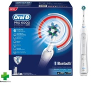 ORAL B PRO 6000 CEPILLO DENTAL ELÉCTRICO
