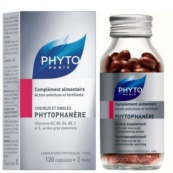 Phyto phytophanere duplo oferta 120 capsulas
