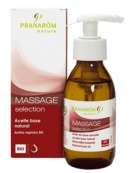 PRANAROM MASSAGE ACEITE BASE NATURAL 100ML