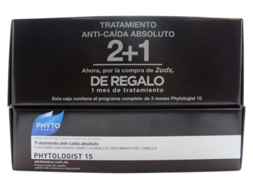Phyto Phytologist 15 2+1 ampollas tratamiento cabello 3 meses