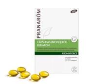 Pranarom Eubiarom Bronquios 30 capsulas