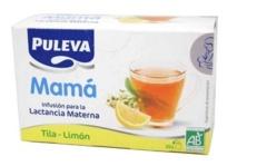PULEVA MAMÁ INFUSIÓN TILA-LIMÓN 20 UNIDADES