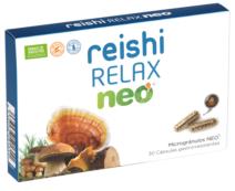 REISHI RELAX NEO 30 CÁPSULAS