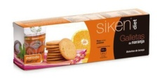 SIKEN DIET GALLETAS NARANJA