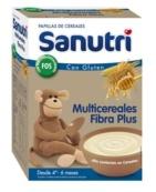 SANUTRI MULTICEREALES FIBRA PLUS 600GR