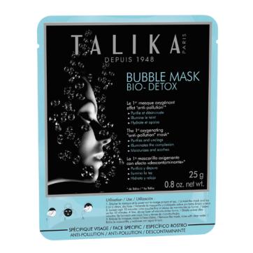 Talika Bubble Mascarilla Bio Detox 1 unidad