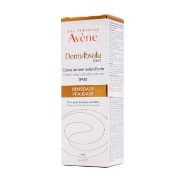 Avene dermabsolu crema rejuvencedero SPF30 color 40ml