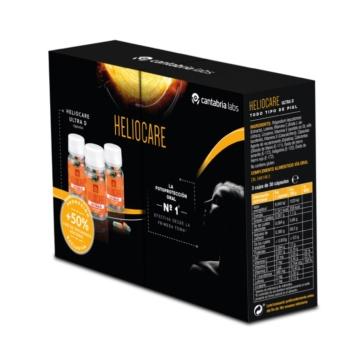 Heliocare Ultra D capsulas Pack 3 cajas
