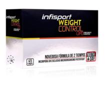 Infisport Weight Control Lipo 45 capsulas
