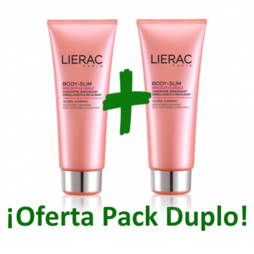 Lierac Body Slim anti celulitico pack duplo oferta