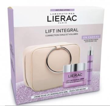 Lierac Cofre Navidad Lift integral crema noche + contorno de ojos
