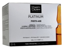 MARTIDERM PLATINUM PHOTO-AGE 10 AMPOLLAS