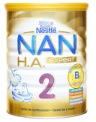 NESTLE NAN 2 HA LECHE DE CONTINUACIÓN 800GR