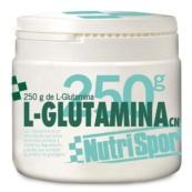 NUTRISPORT L-GLUTAMINA POLVO 250GR
