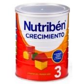 LECHE NUTRIBÉN CRECIMIENTO 800GR
