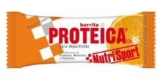 NUTRISPORT BARRITA PROTEICA NARANJA