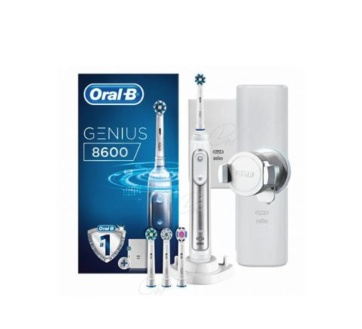 Oral B Genius 8600 cepillo dental electrico + bonus accesorios