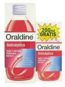 ORALDINE ENJUAGUE BUCAL 400ML+200ML