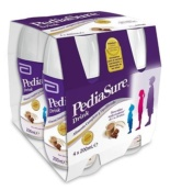 PEDIASURE DRINK 4 BOTELLAS CHOCOLATE