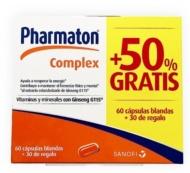 PHARMATON COMPLEX 60 + 30 REGALO