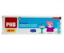 PHB PETIT GEL DENTÍFRICO PEPPA PIG 75ML