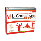 PINISAN L-CARNITINA 2000MG 15 VIALES
