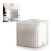 Pranarom DIfusor Cube Blanco Aceites esenciales