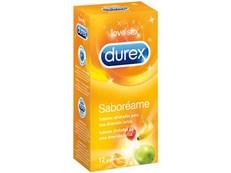 DUREX SABORÉAME 12 PRESERVATIVOS DE SABORES