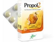 Aboca Propol 2 EMF 30 tabletas para la garganta