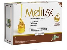 ABOCA MELILAX ADULTOS 6 MICROENEMAS