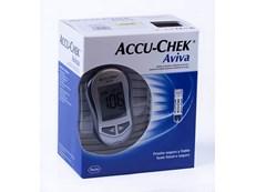Accu Chek Aviva Medidor glucosa azucar