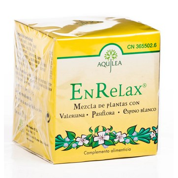 ENRELAX INFUSIÓN 20 FILTROS