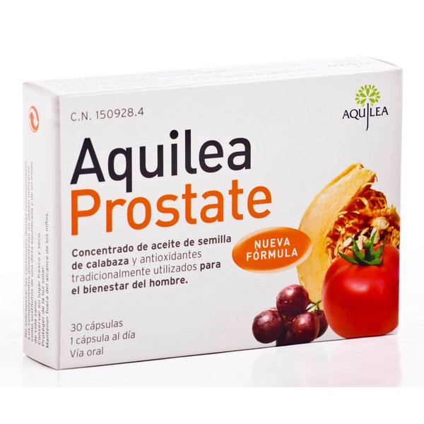 calabaza de próstata
