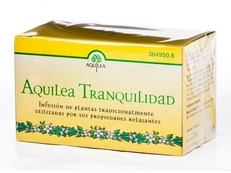 AQUILEA TRANQUILIZANTE INFUSION 20 FILTROS